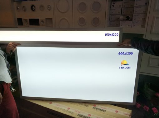 Sản phẩm chụp cạnh panel 600x1200 Rạng Đông