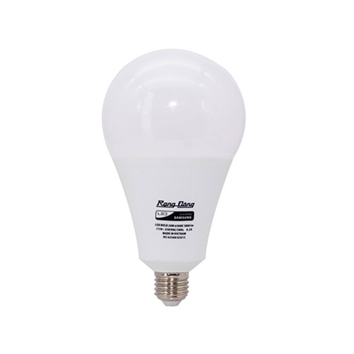 bóng đèn led bulb rạng đông 20w