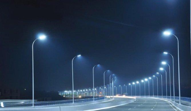 đèn chiếu sáng đường phố