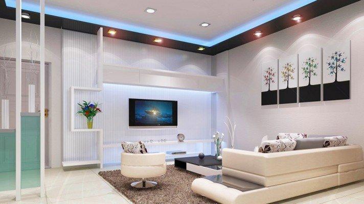 đèn led chiếu sáng trong nhà