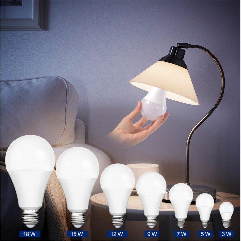 hướng dẫn lắp đặt đèn led búp