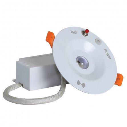 Đèn LED âm trần khẩn cấp AT07.KC 90/5W Rạng Đông