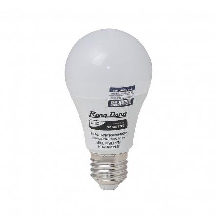 Bóng LED Bulb đổi màu A60/9W E27 Rạng Đông