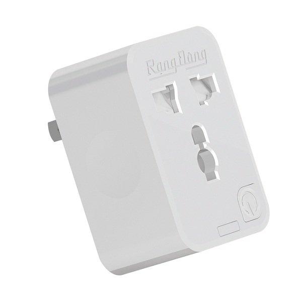 Ổ cắm Wifi đơn OC-01-WF 16A Rạng Đông